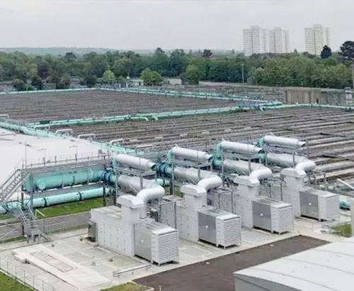 Celemer water treatment system (shenyang) co. LTD
