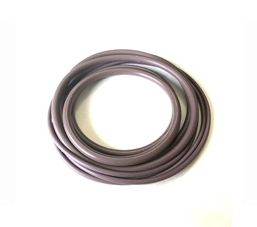 Silicone fluorine rubber seal ring