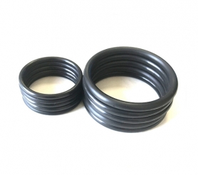 Nitrile rubber seals