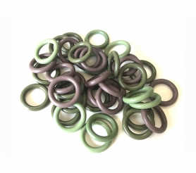 Fluorosilicon rubber seals