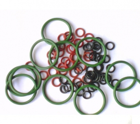 Fluoro rubber seal ring