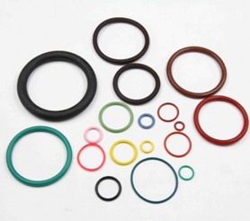 Silicone rubber seal ring