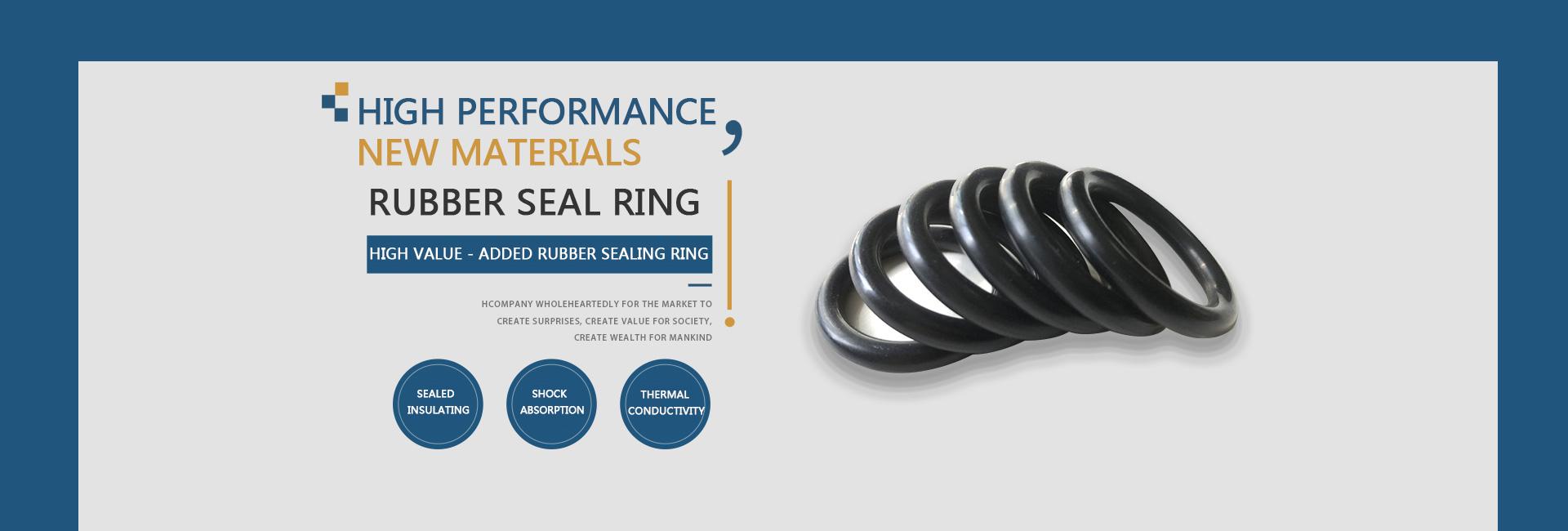 Sealing ring manufacturer
